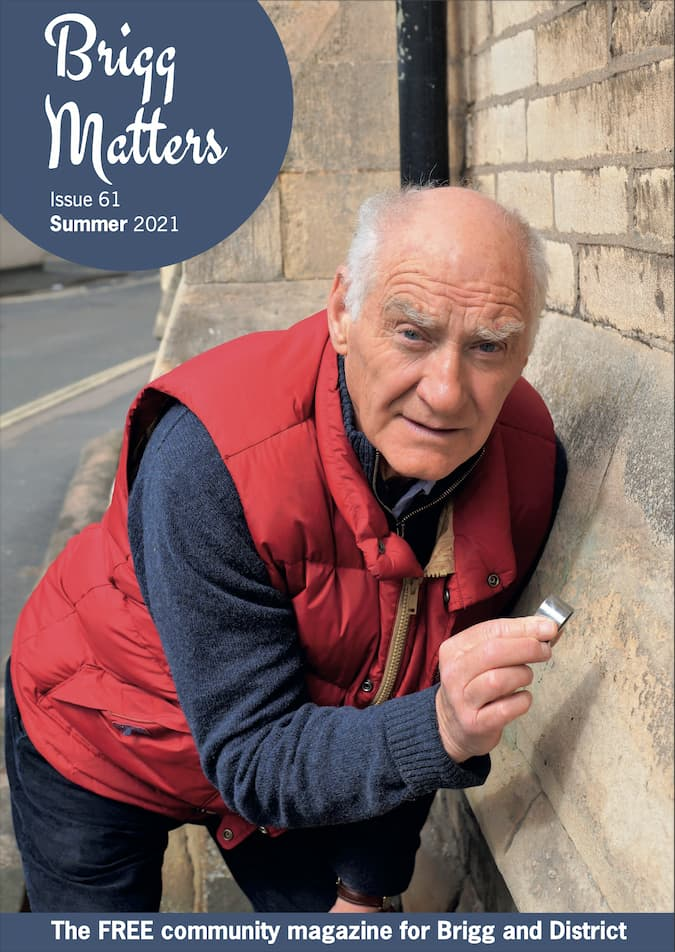 Brigg matters issue 61 summer 2021 front cover