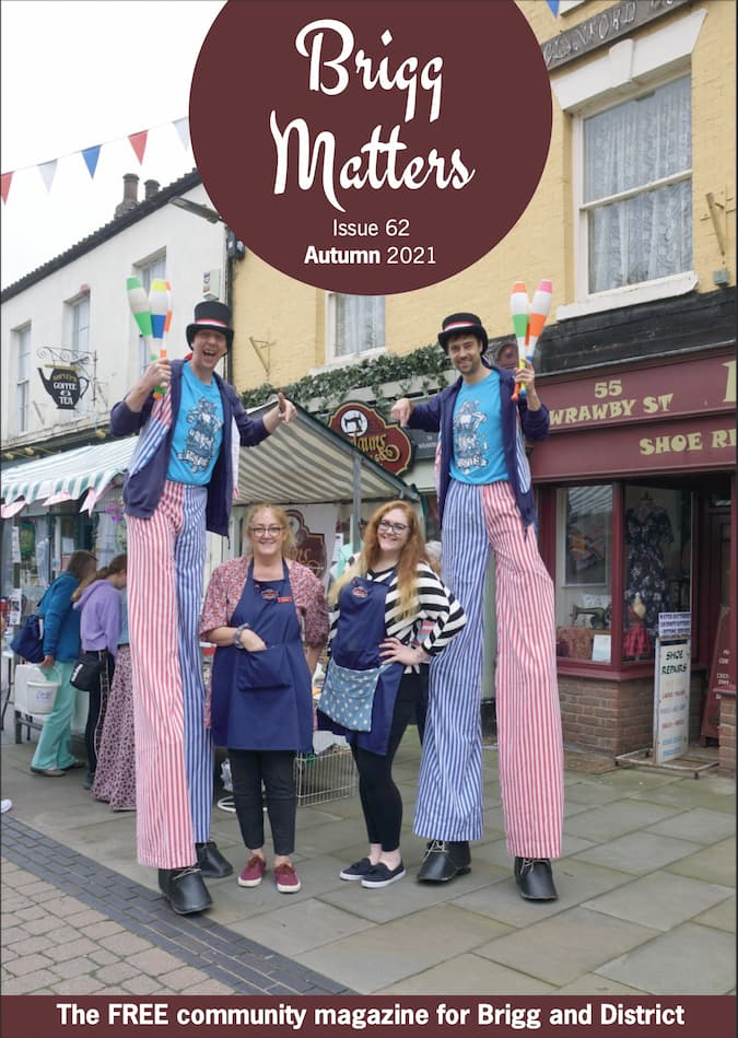 Brigg matters issue 62 autumn 2021 front cover