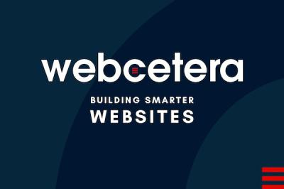 Webcetera UK Ltd - Building Smarter Websites